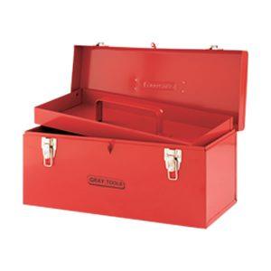 Caja de herramientas heavy duty metálica GRAY TOOLS