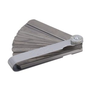 Feeler imperial 25 espesores 0.0015 a 0,035 GRAY TOOLS