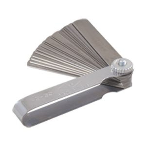 Feeler métrico, 25 espesores GRAY TOOLS
