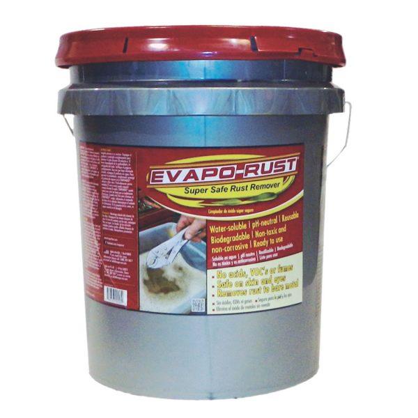 Removedor de óxido biodegradable 20 litros EVAPO-RUST