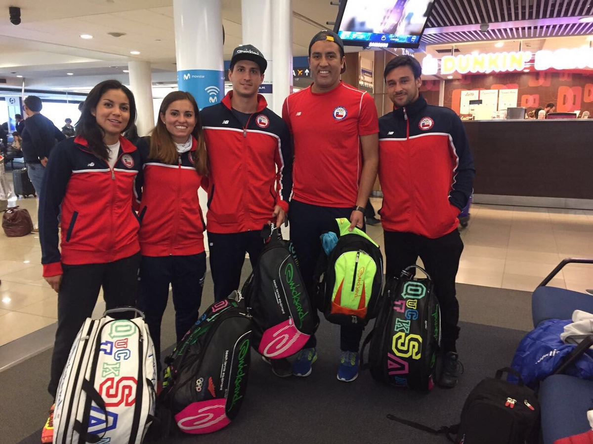 Team Chile Tenis Playa